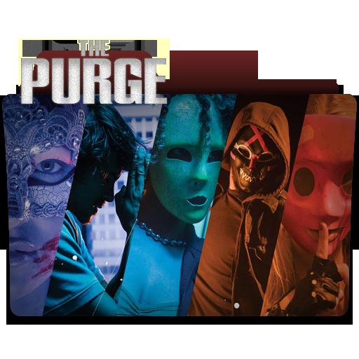 The Purge Serie Folder