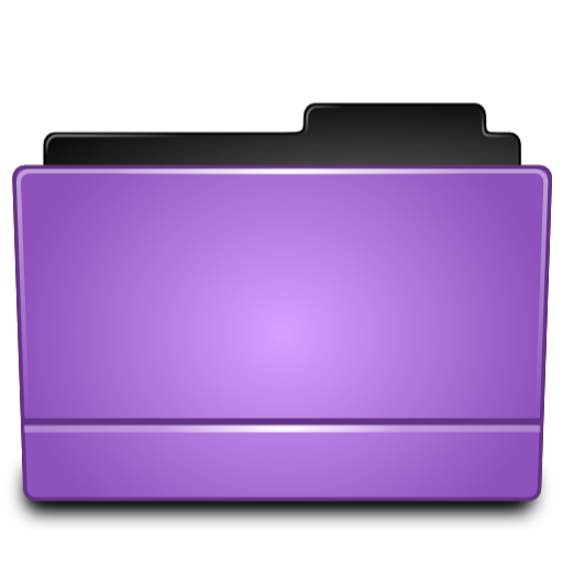 Folder Purple Icon Free Download As Png And Formats