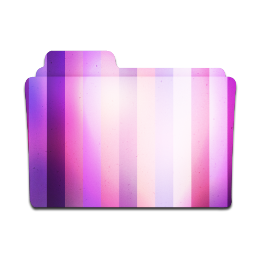 Purplevelvet Folder Icon Free Search Download As Png