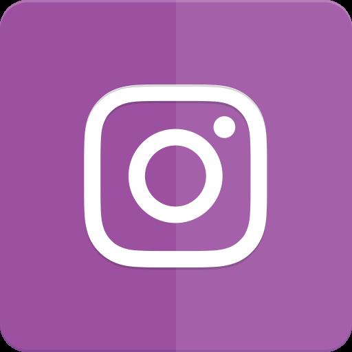 Instagram, Icon, Material Design Icon