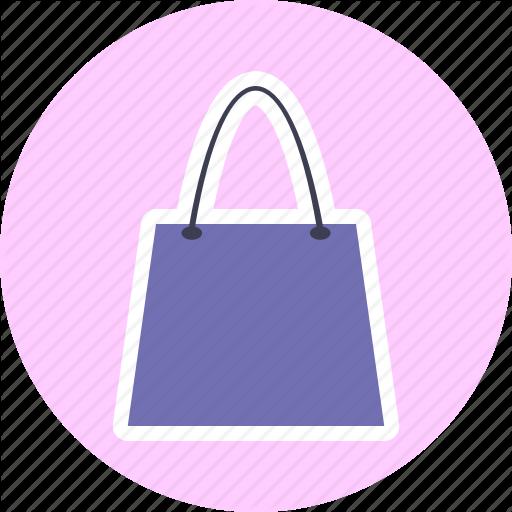 Bag Shopping, Fashion, Purse Icon