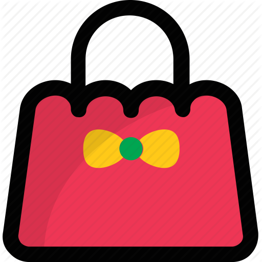 Fashion Bag, Handbag, Ladies Bag, Ladies Purse Icon