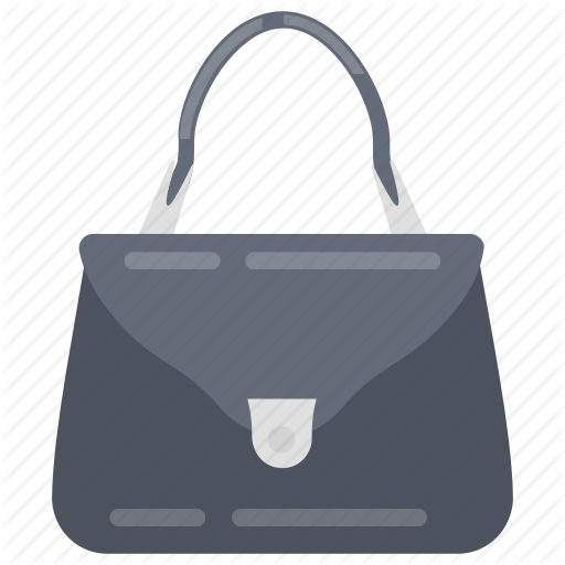 Handbag, Kelly Bag, Ladies Bag, Purse, Women Purse Icon