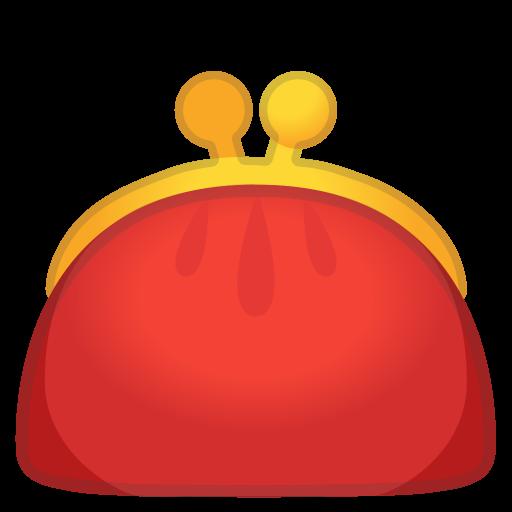 Purse Icon Noto Emoji Clothing Objects Iconset Google