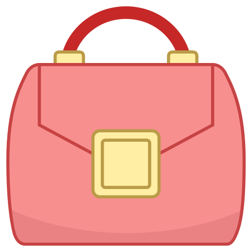 Red Purse Office Icon Office Icons Office Icon, Red Purses, Red