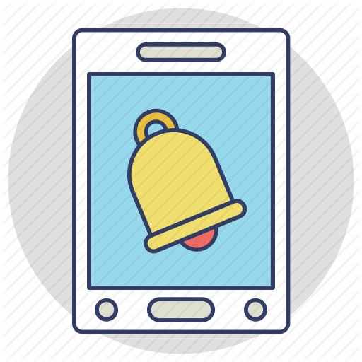 Alarm, Mobile Notification, Mobile Ui, Notification, Push