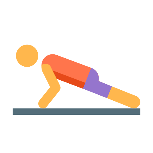 Person Doing Push Ups Clipart Collection