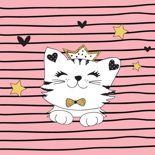 Purrrfect Pusheen Cat Sms App