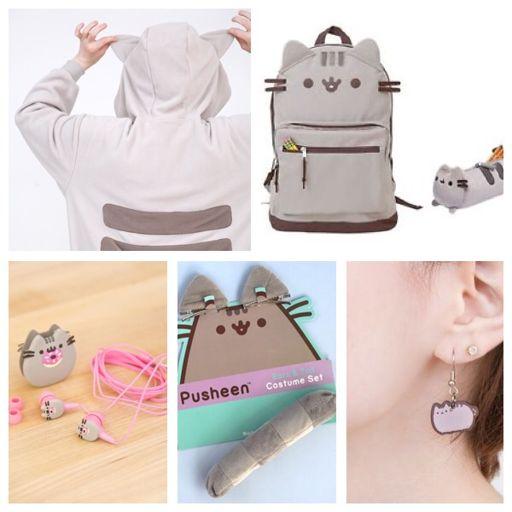 Pusheen Outfit! Pusheen The Cat Amino Amino