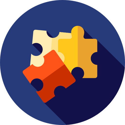 Toy, Piece, Seo And Web, Game, Shapes, Puzzle Icon