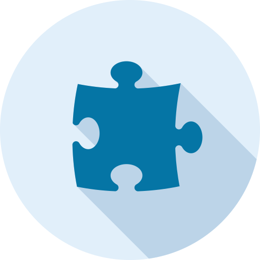 Puzzle Icon Free Of Seo And Development Icons
