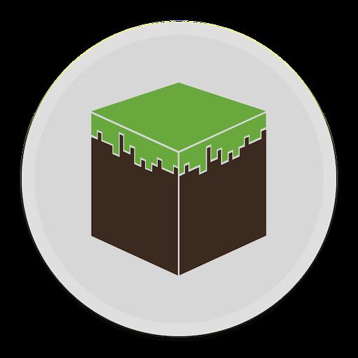 Minecraft Icon Button Ui