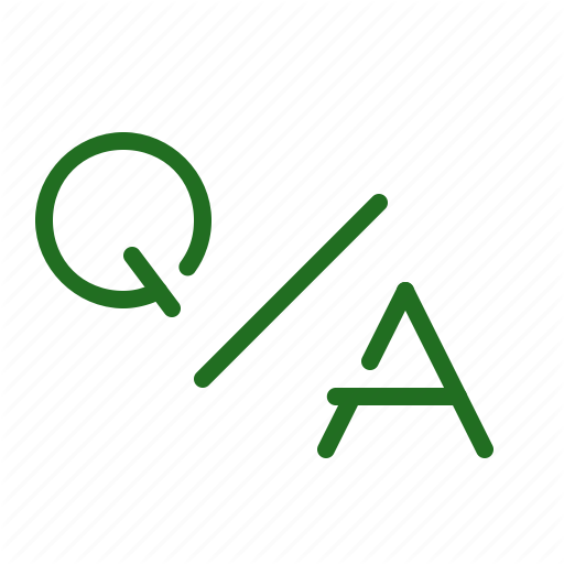 And, Answer, Ecommerce, Q And A, Question Icon