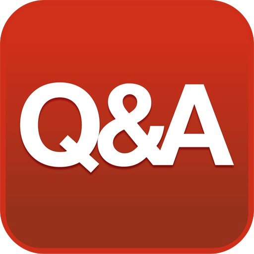 Q And A Icons