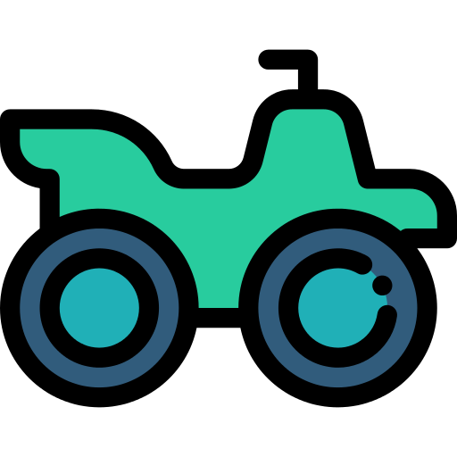 Quad Motorcycle Png Icon