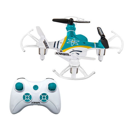 Xtreem Mini Pocket Rc Quadcopter Drone Remote Control