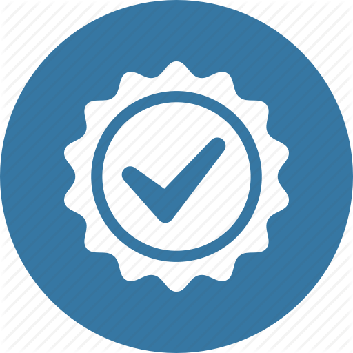 Best Quality, Check Mark, Quality Assurance, Quality Guarantee Icon