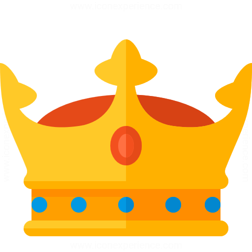Iconexperience G Collection Crown Icon
