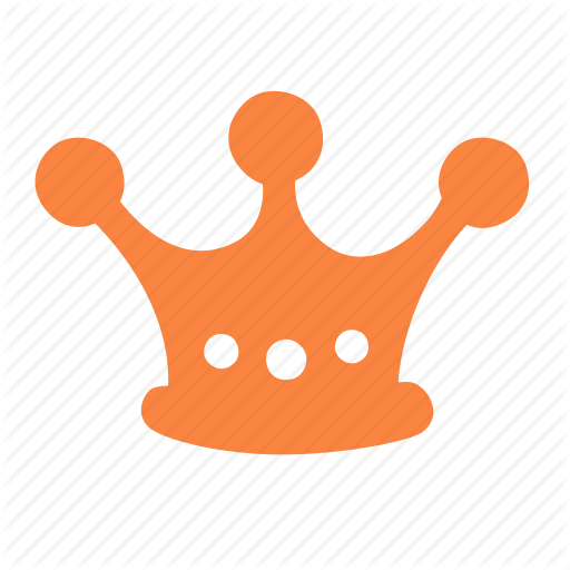 Best, Crown, Queen Icon