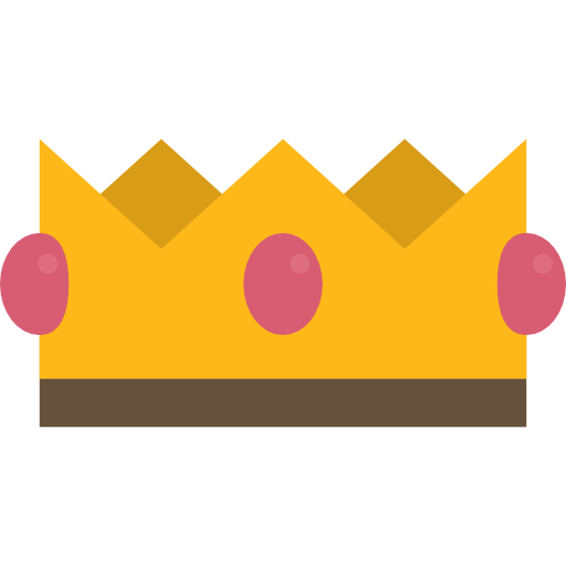 Miscellaneous, King, Queen Icon