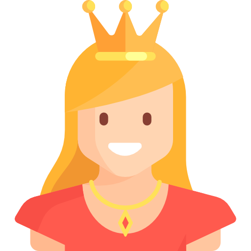 Princess, Luxury, Jewelry, King, Queen, Signs, Crown Icon