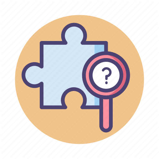 Puzzle, Puzzle Quest, Quest, Solution Icon