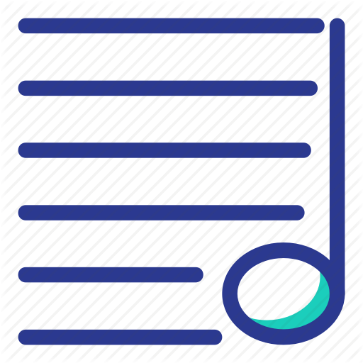 Interaction, Music, Playlist, Queue, Ui, User Interface Icon