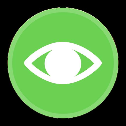 Quickview Icon Button Ui