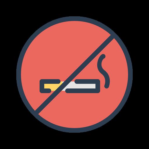 Cigarette, Forbibben, Quit Smoking, Stop Smoking Icon Free Of New