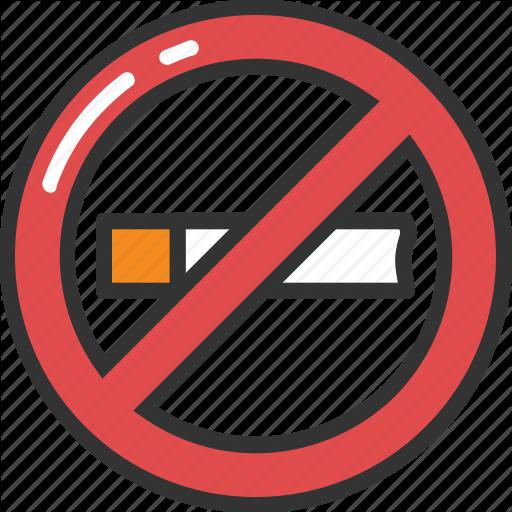 No Cigarette, No Smoking, Quit Smoking, Smoking Forbidden, Stop
