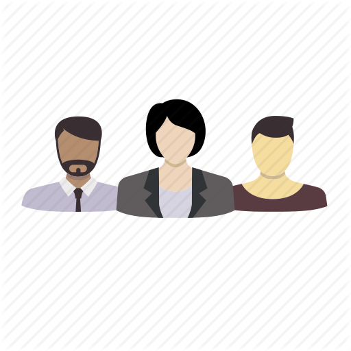 Cooperate, Ethnic, Human, Mixed Race, Person, Racial, Team Icon