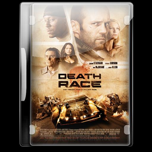 Death Race Icon English Movie Iconset Danzakuduro