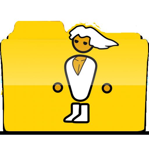 Pc Master Race Folder Icon