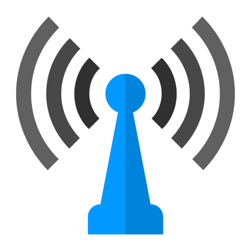 Antenna, Flat Icon Free Of Snipicons Flat