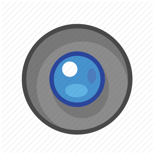 Blue, Radio, Radio Button Icon