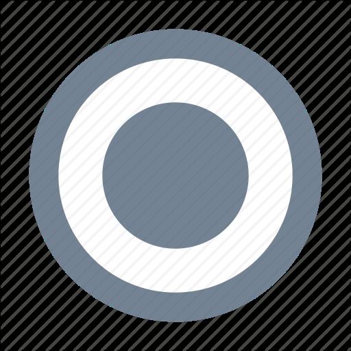 Radio, Radio Button Icon