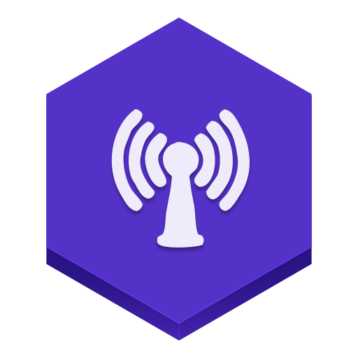 Radio Icons, Free Icons In Hex Icons