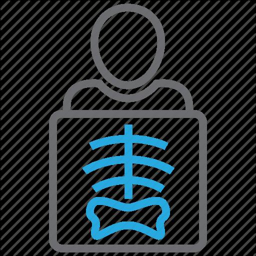 Radiology, Skeleton, Xray Icon