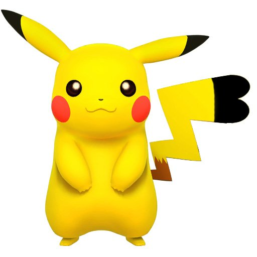 Female Pikachu Super Smash Bros
