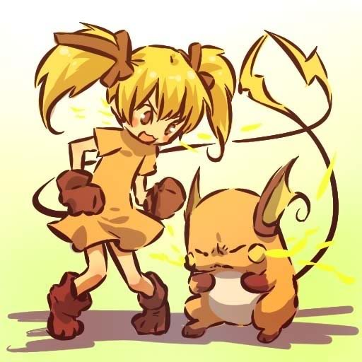 Raichu Anime Animated Gifs Photobucket