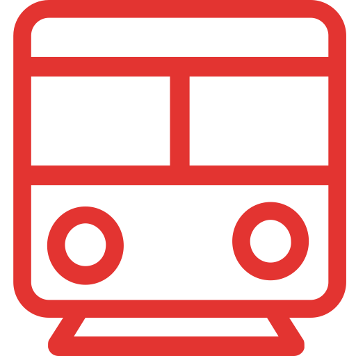 Metro, Rail, Railroad Icon Png And Vector For Free Download