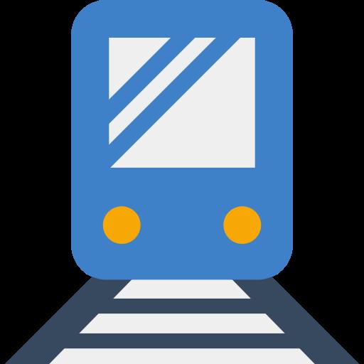 Transport, Train, Railway, Subway, Travel, Public Icon