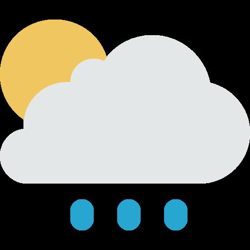 Storm, Meteorology, Rain, Weather, Sky, Summer Rain, Rainy Icon