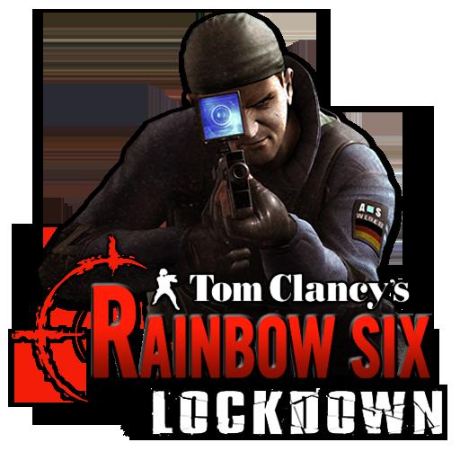 Rainbow Six Lockdown Custom Icon