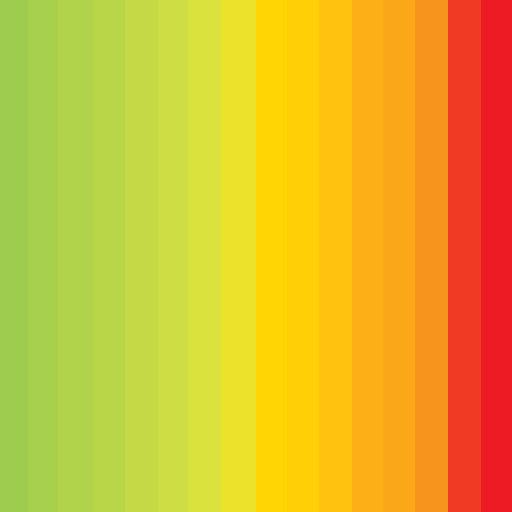 Cropped Rainbow Icon