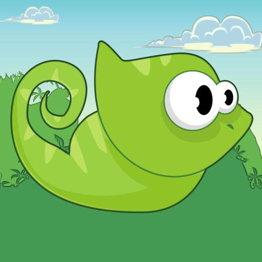 Flappy Chameleon