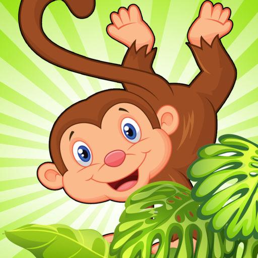 Rainforest Monkey Fall Craze Jaguar Grab Jungle Blitz