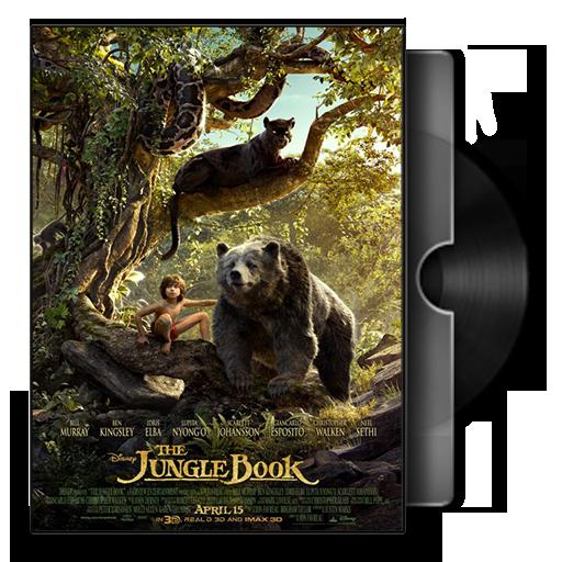 The Jungle Book Folder Icon