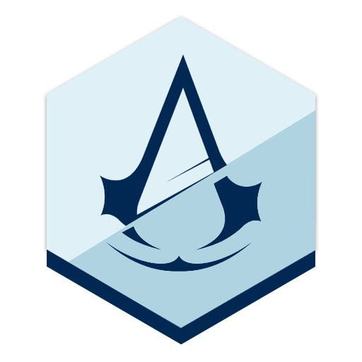 Assassin's Creed Unity Honeycomb Icon Rainmeter