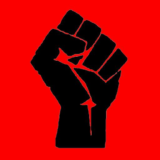 One Raised Fist